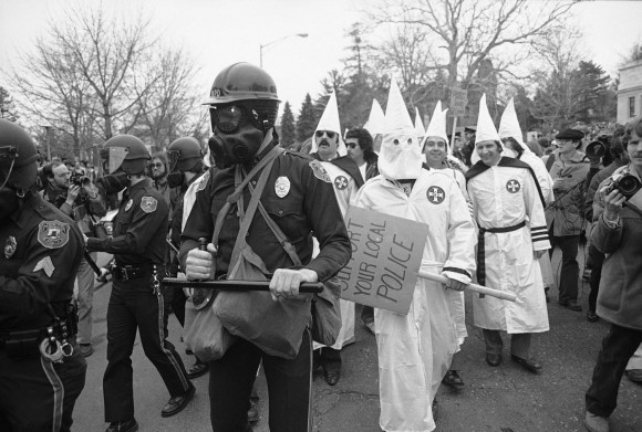 the negative effects of the ku klux klan on the civil rights movement Ku klux klan civil rights movement santa barbara, calif: abc-clio  the first part of the name (ku klux) is derived from the greek word kyklos,.