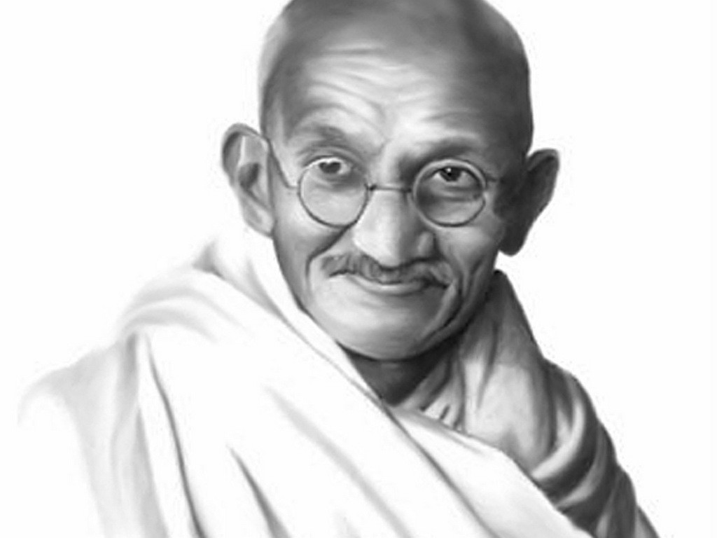 A biography of the life and influence of mohandas gandhi