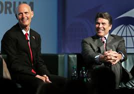 Both Together Texas Governors Rick Perry and his FLORIDA Rick Scott counterpart been so adamant at hastening the pace of signing death warrants.