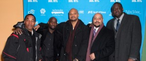 "2012 NYC Doc Festival Closing Night Screening Of ""The Central Park Five"""