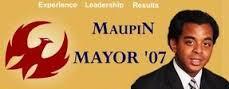 Mayor Maupin