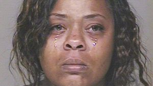 Shanesha Mullins Taylor original  arrest picture