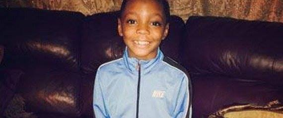 7 year old Amari Brown who was gunned down in Chicago on July 4, 2015