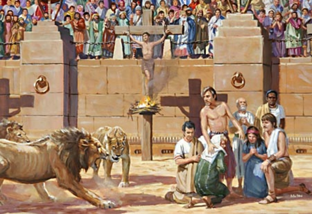 Why are Christians Persecuted in the Church « Oneworld01