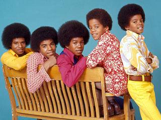 The Jackson 5 1973 publicity shot.