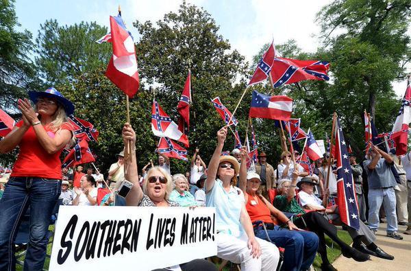 pro-confederate-flag