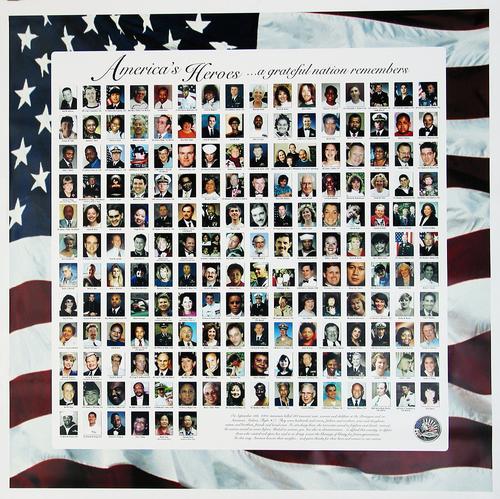 9-11 heros