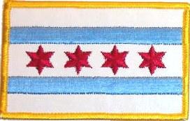 Chicago-city-flag-patch