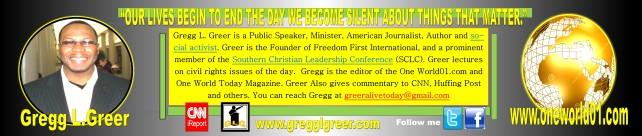 Gregg L Greer (off) Banner