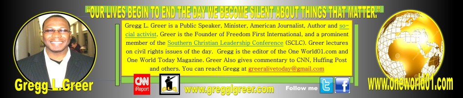 Gregg L Greer (off) Banner