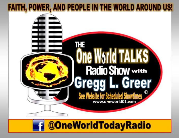 One World Talks promo